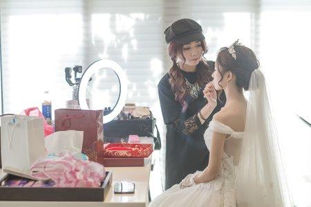 『婚禮攝影』類婚紗爆滿的兩岸婚禮攝影