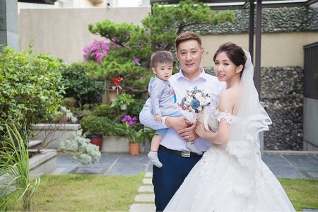 『婚禮攝影』美顏氣質新人 ~ 林口福朋喜來登夢幻婚禮
