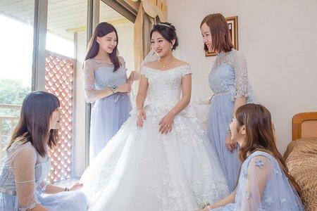 『婚禮攝影』香格里拉樂園苗栗婚攝團隊攝影師
