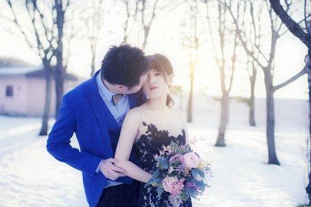 ⛩浪漫雪季驚爆優惠!北海道雪季海外婚紗