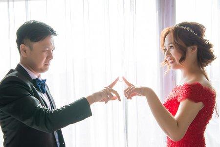 『婚禮紀錄』台中美的邂逅