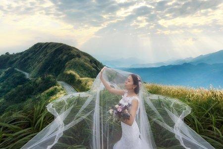『婚紗攝影』活潑小清新浪漫婚紗