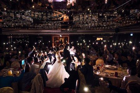 『婚禮紀錄』超可愛表情包新娘 甜蜜婚禮
