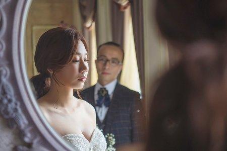 『婚紗攝影』時尚唯美浪漫 全棚拍小資婚紗