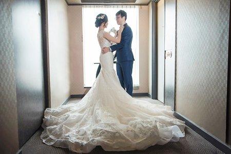『婚禮紀錄』浪漫戶外證婚 ~ 徐州路2號美麗約定