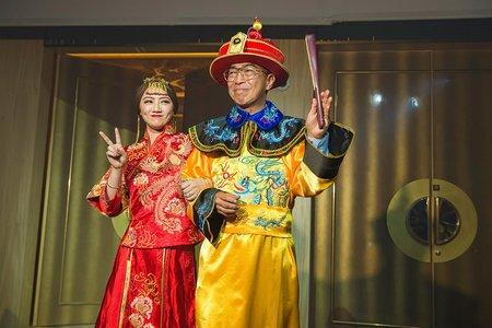 中式宮廷風 公主出嫁 ~