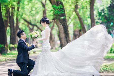 宗德❤怡君結婚之囍-台北京兆尹