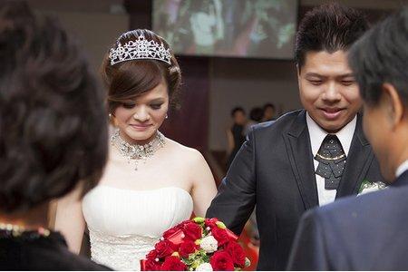 幸福傑克婚禮紀錄團隊 偉明&雅文 台北晶宴
