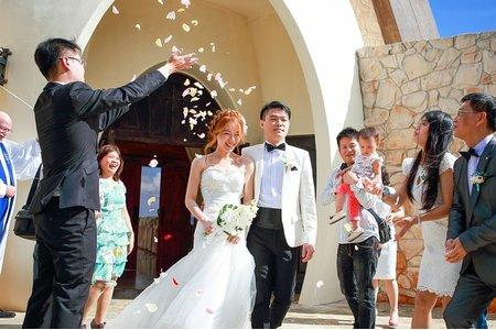 Erwin&Noelle@關島婚禮