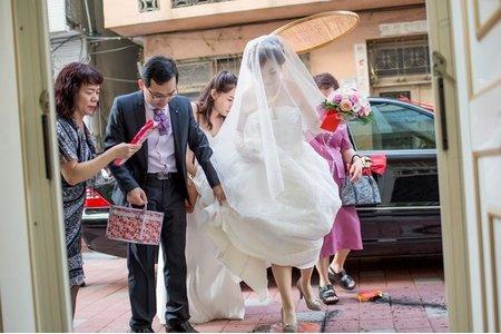 【台南永康情定大飯店】明錕  韻曲 婚禮記錄 婚攝 By kerry 阿斌師