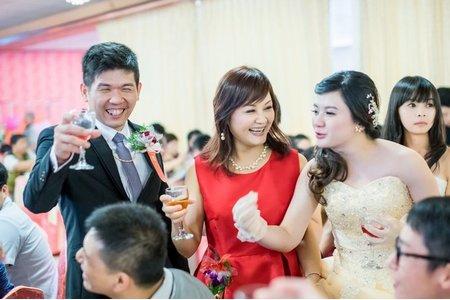 【屏東龍鳳樓】泊彥 韋潔 婚禮紀錄 婚攝 By kerry 阿斌師
