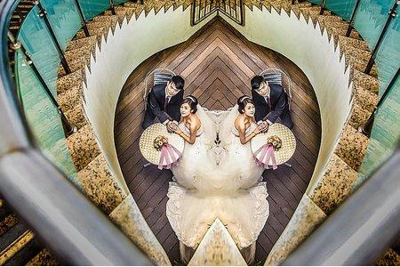 教堂證婚+晚宴|小雅