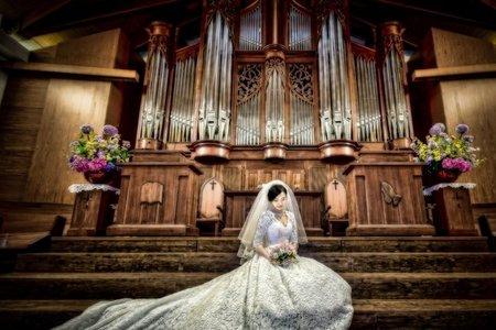 大稻埕教會證婚|小紫
