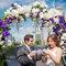 證婚宴客 美式婚禮 喵吉啦婚攝(編號:102699)