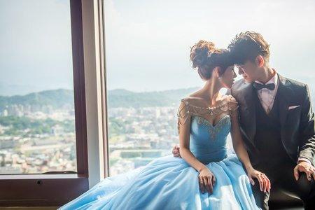 【婚禮攝影】 Luke & Fiona 世貿三三 婚攝 婚禮紀錄