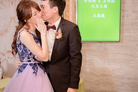 【婚禮攝影】 Dan & Nancy 頤品飯店 玉蕗廳