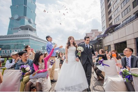 【婚禮攝影】雅君 & Robert 君悅飯店 凱寓廳 婚禮紀錄