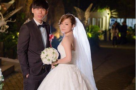 【婚禮攝影】柏翔 & 瑀琪 青青食尚會館 夏綠蒂廳