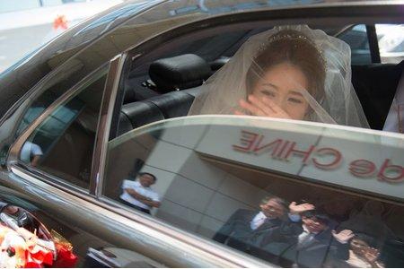 【婚禮攝影】依偉&勤勤 三重彭園