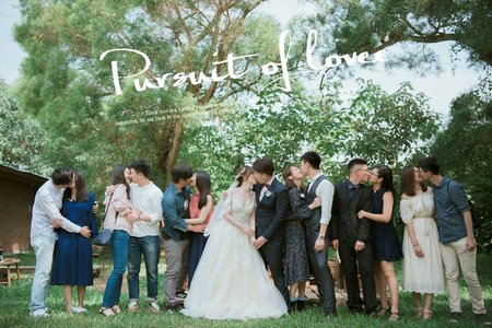 Syuan & Tina 彰化顏氏牧場 美式婚禮