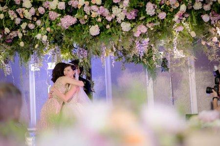 台北文華東方酒店 婚禮晚宴