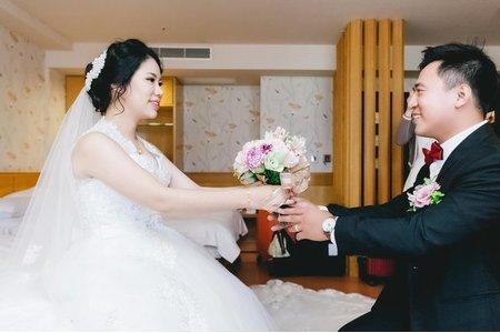 【迎娶婚宴/來福城餐廳】