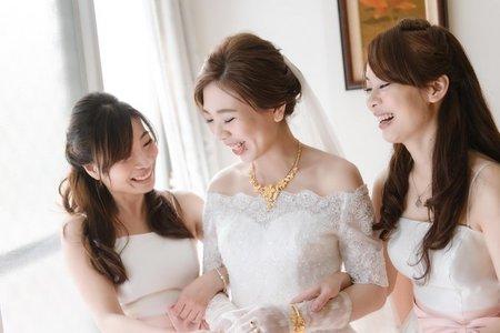 【迎娶婚宴/禾家園】