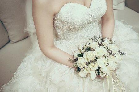 [婚禮攝影] 旭誠+安利 / 寒舍艾麗