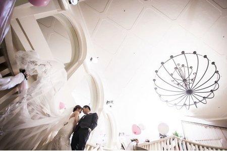 [婚禮紀錄] 家政 涵蓁 訂結 新竹 台北園外園