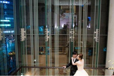 [婚禮紀錄] 振毅 又嘉 婚禮 大倉久和 台北