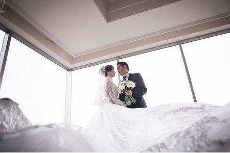 [婚禮紀錄] 百甯 琇雯 結婚 台北 晶華