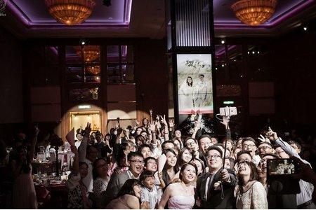 [婚禮紀錄] 子登 珮儀 結婚 台北 六福皇宮