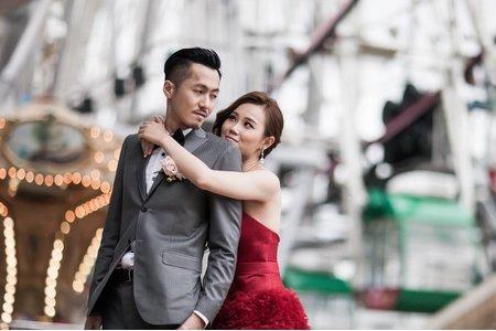 [婚禮紀錄] 昆陵 馥慈 結婚 台北 美麗華華漾