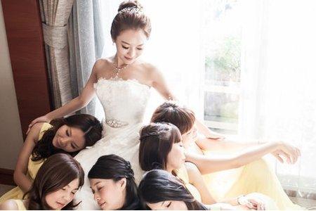 [婚禮紀錄] 士軒 詠萱 結婚 台北 維多利亞酒店