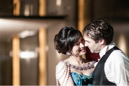 [婚禮紀錄] Dominic Iris Engagement Taipei Regent