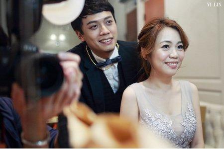 婚攝.婚禮紀錄|瑋隆+玟君.嘉義滿福樓餐廳