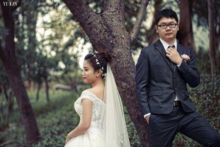 婚攝.婚禮紀錄|智予+品家 . 南投草屯