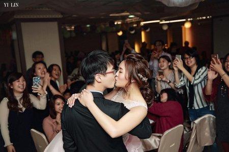 [嘉義婚攝] 家鋒+芝瑩 婚禮攝影@皇品國際酒店