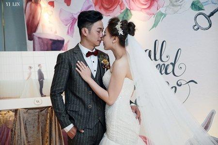 [新竹婚攝] 凱翔+巧澐 婚禮攝影@新竹晶宴會館