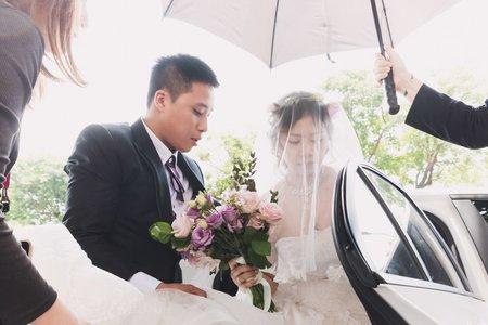 宗錡 || 敏華  迎娶