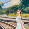 個人寫真-婚紗系鐵軌愛戀(編號:122256)