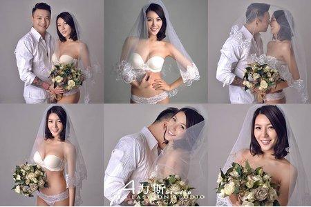 自助婚紗-時尚風