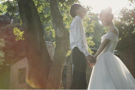 [婚紗] Love Story 愛情故事。情感。溫度