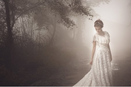 [婚紗] 迷霧森林