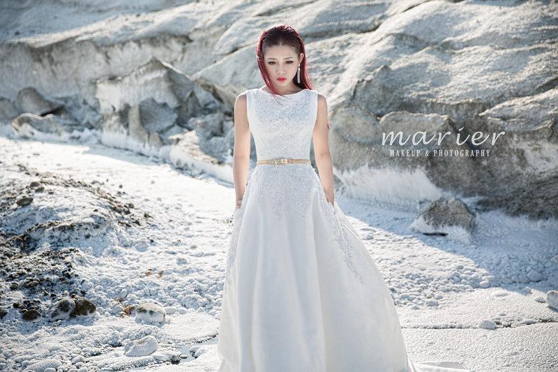 Marier x 幸福日和 婚紗方案作品