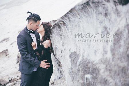 Marier x 愛情蔓延 婚紗方案
