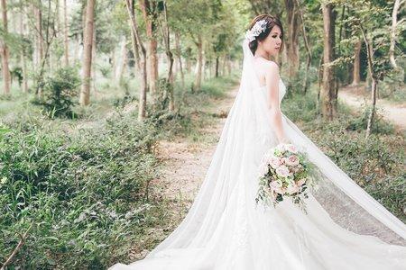 Marier x 幸福日和 婚紗方案