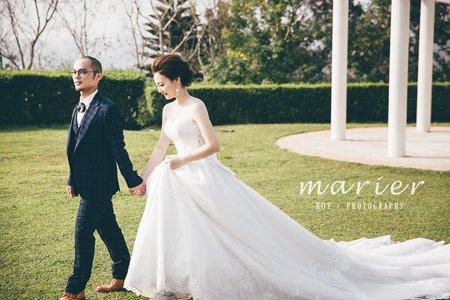 [台中婚攝] 子珉 & 佳容 - 心之芳庭 - 證婚