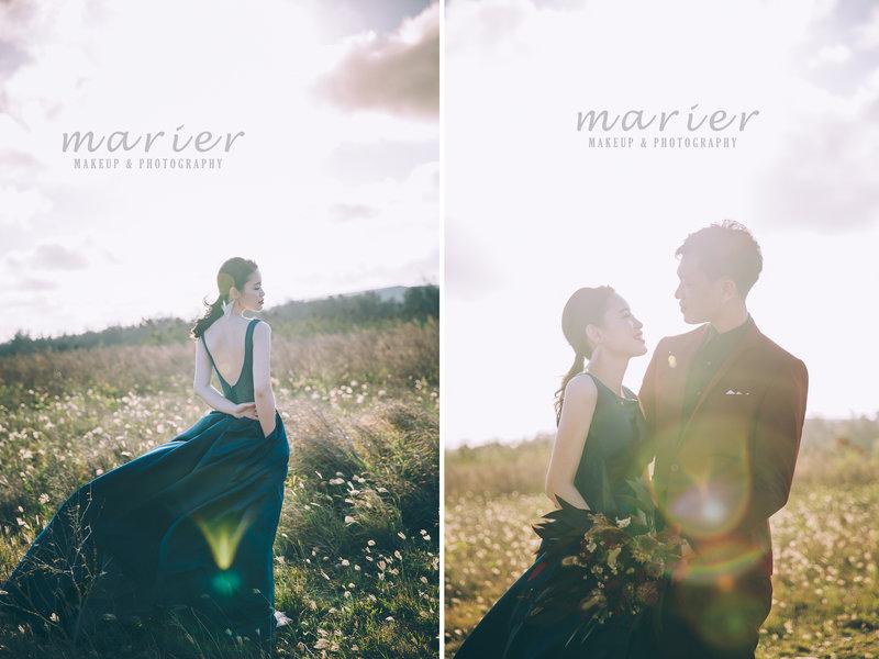 Marier x Lady Flora作品
