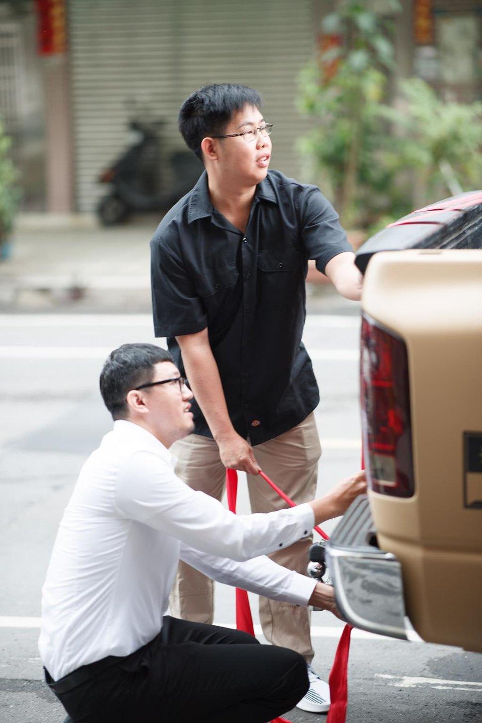 書孟&逸琳婚禮紀實-29 - Mr. Happiness 幸福先生 - 結婚吧